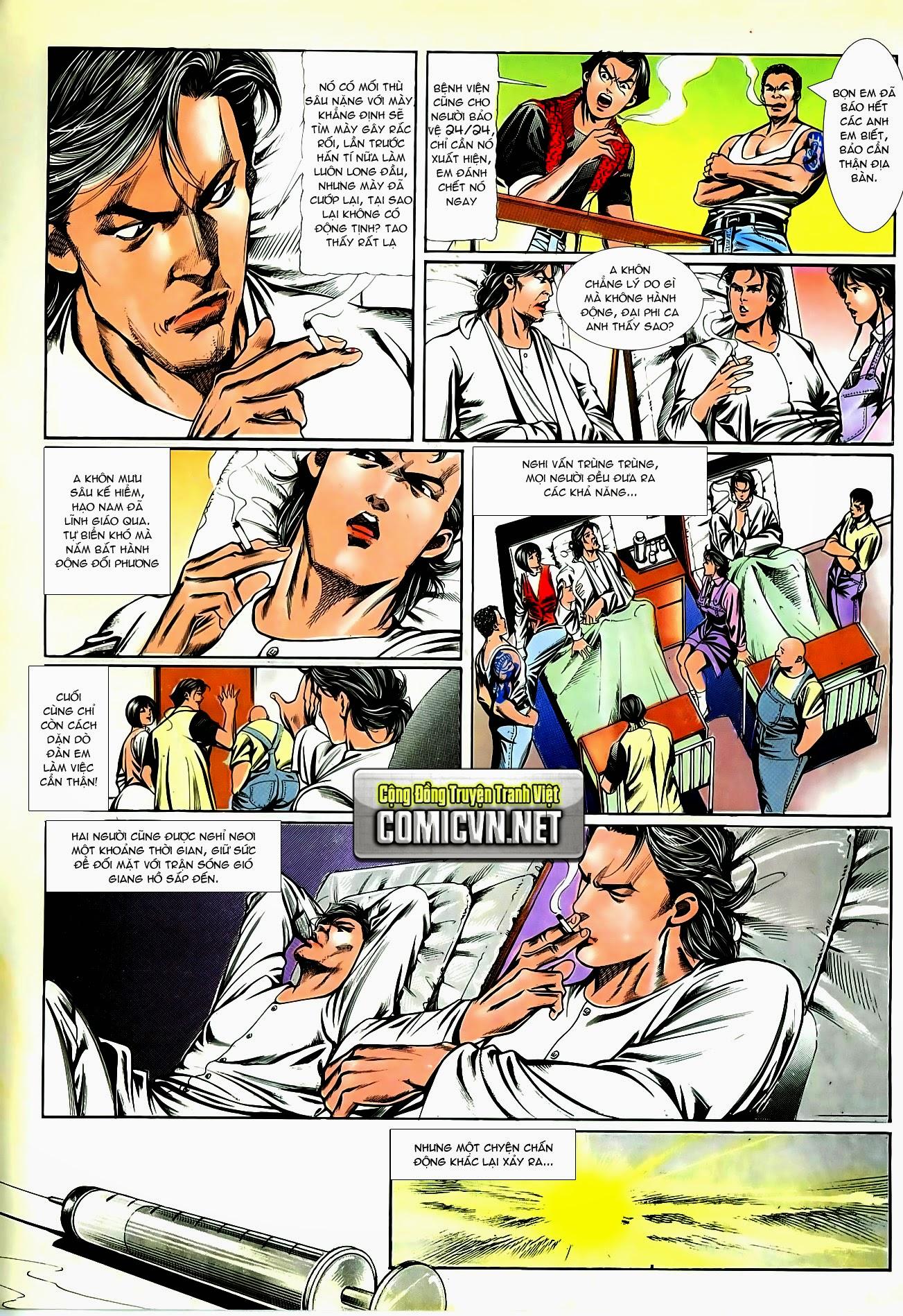 Người Trong Giang Hồ chapter 80: macau nổi sóng gió trang 5