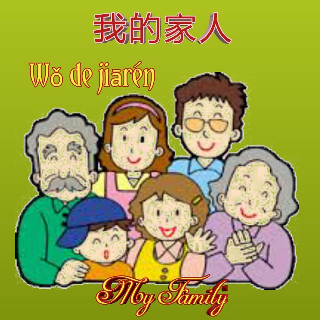 Kumpulan Sketsa Gambar Anggota Keluarga