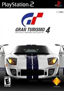 PS2 - Gran Turismo 4 (Download Torrent)