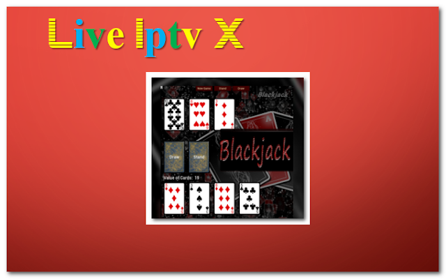 Blackjack gaming addon
