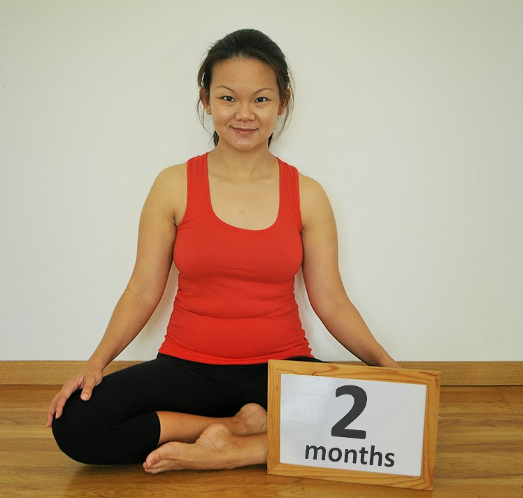 2b0a003fa Step by Step Practice. www.suryayoga.com.my. Join our Prenatal Yoga classes!