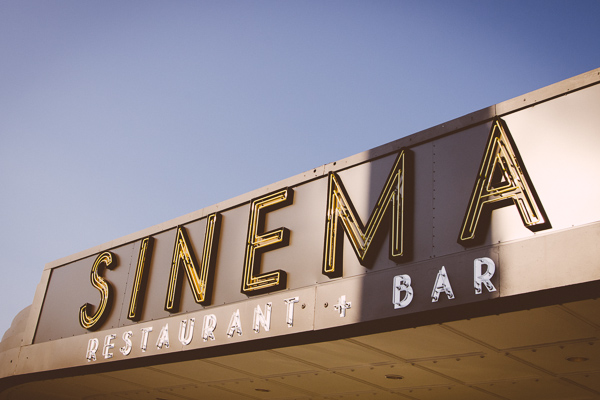 A review of Dale Levitski's Sinema in Nashville, Tennessee
