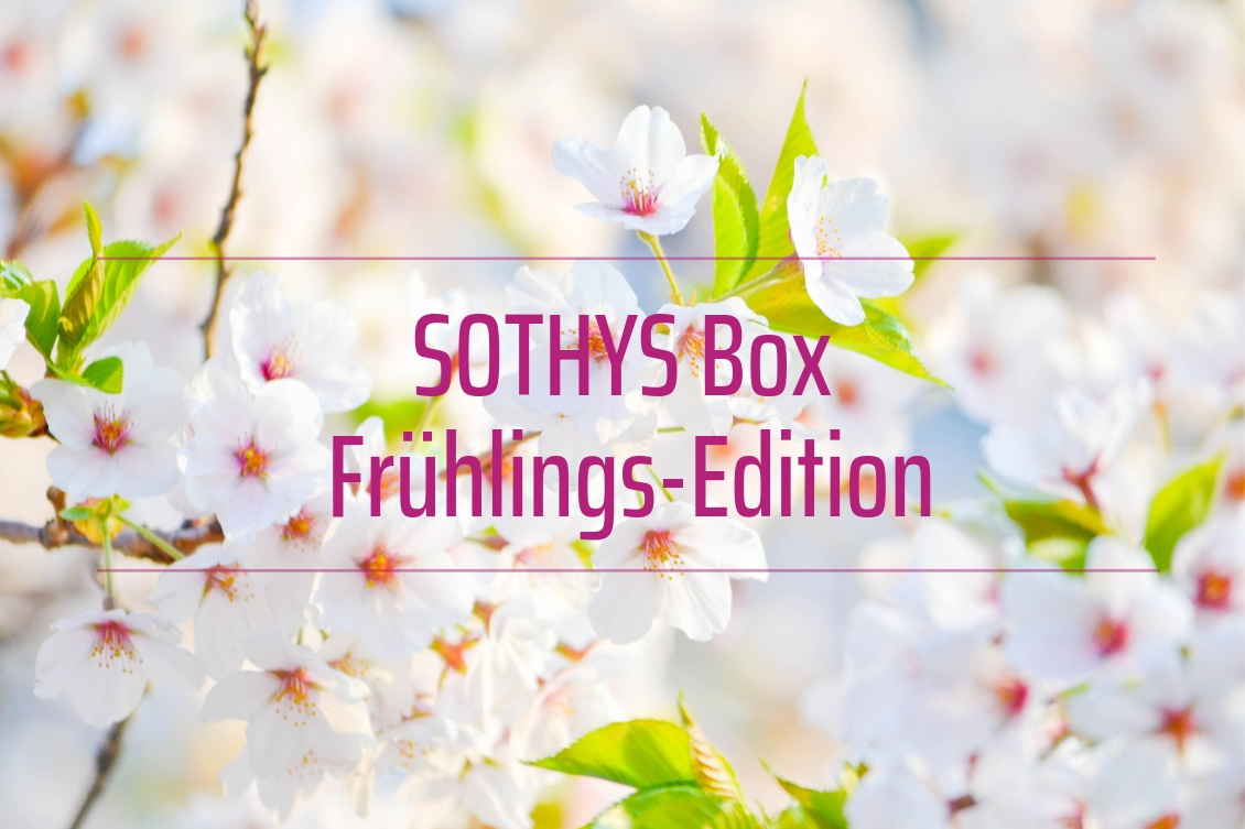 Unboxing SOTHYS Box Frühlings-Edition & Summer Chill Make-Up Kollektion
