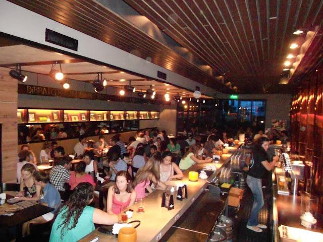 Bar Antares em Córdoba