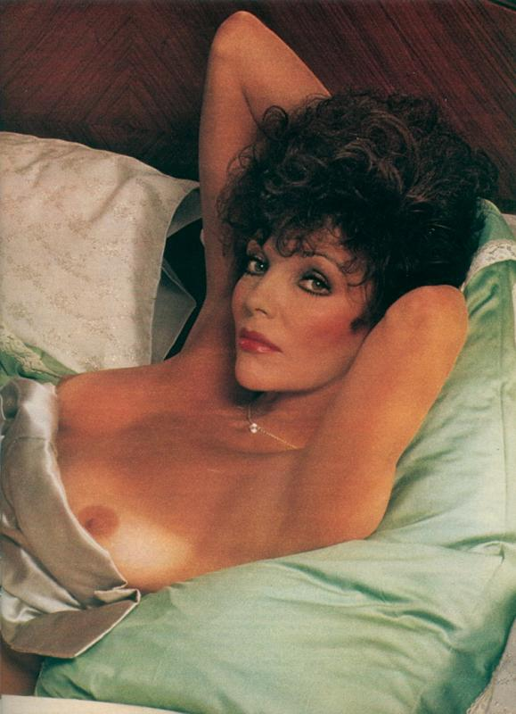 This porno de joan collins something is
