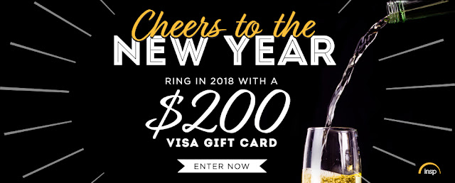 Cheers To The New Year Sweepstakes