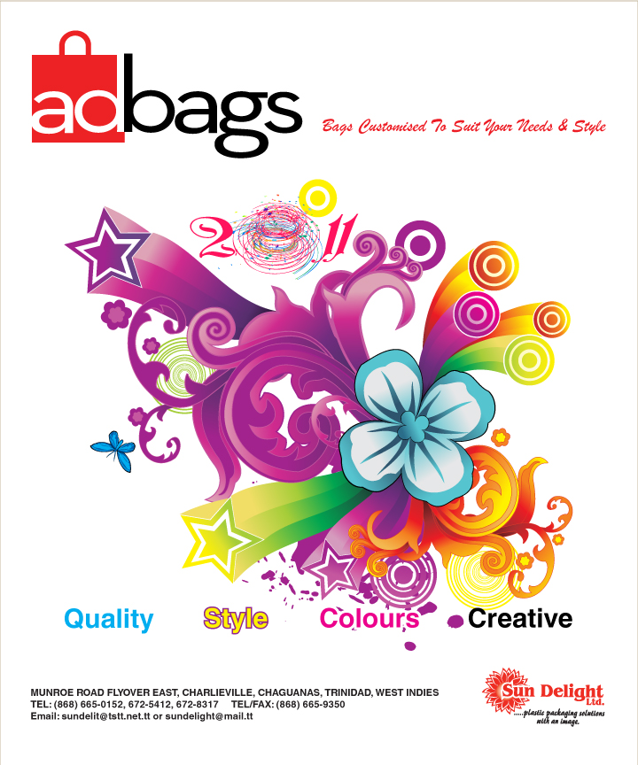 Concepts For Ad Bags 2017 Tic