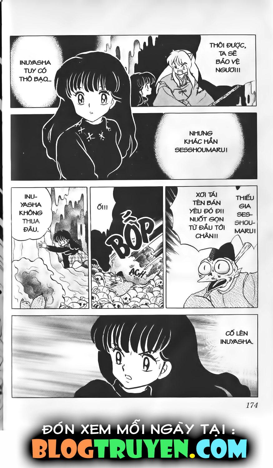 Inuyasha vol 02.10 trang 4
