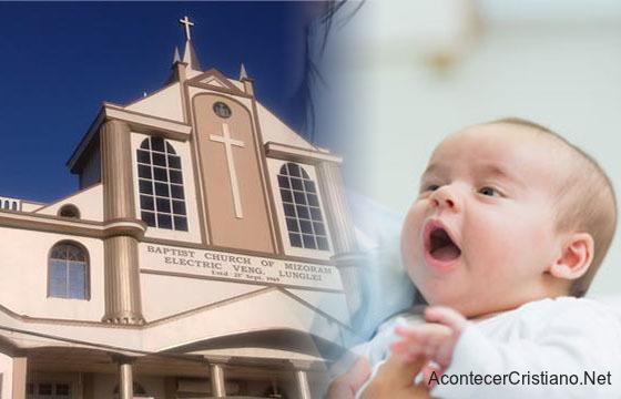 Iglesia Bautista Bazar Veng paga por tener más hijos en India