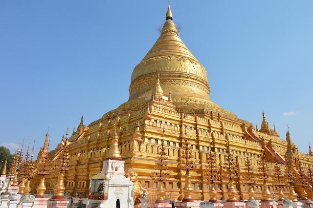 pagode shwezigon