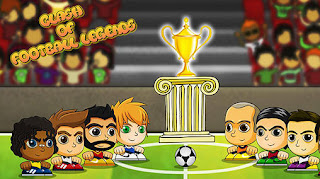 Clash of Football Legends 2017 V1.0 MOD Apk ( Unlocked )