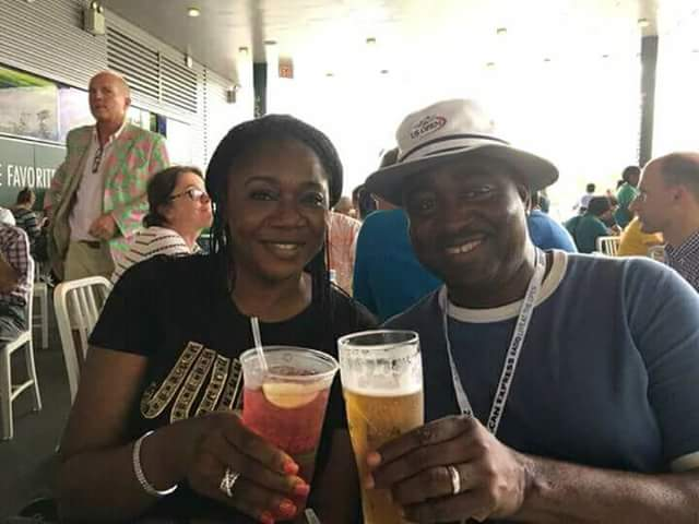 """Fulani are killing people in your village and you are busy drinking lager beer with women in oyibo land"" - Lady slams ex-Benue Governor, Gabriel Suswan"