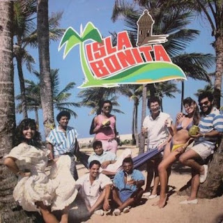 ISLA BONITA - ORQUESTA ISLA BONITA (1988)