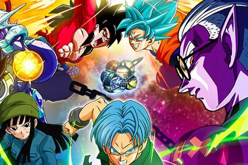"Download ""Super Dragon Ball Heroes: Universe Mission"" Soundtrack"