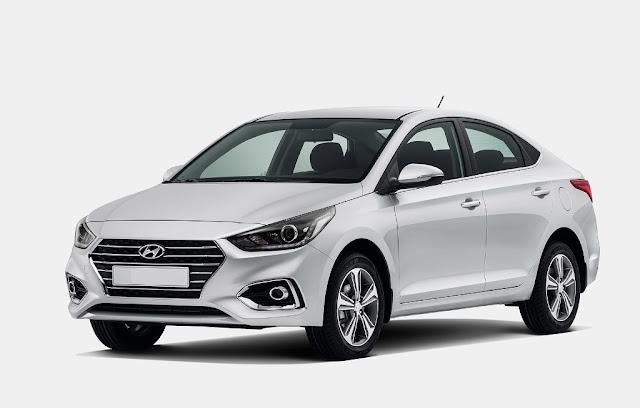 New Hyundai Verna 2017 HD image