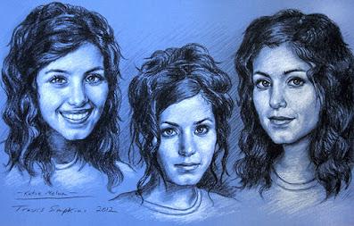 Katie Melua. Musician, Singer, Songwriter. by Travis Simpkins