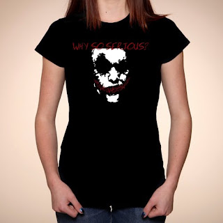 Koszulka Joker - Why so serious