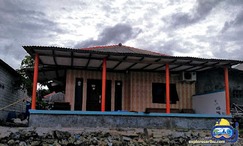 wisata pulau harapan di homestay arif