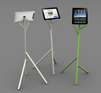 Creative iPad and iPhone Stands and Holders (15) 3