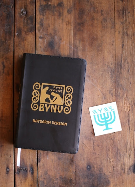 Besorah of Yahusha Natsarim Version Scriptures | Land of Honey
