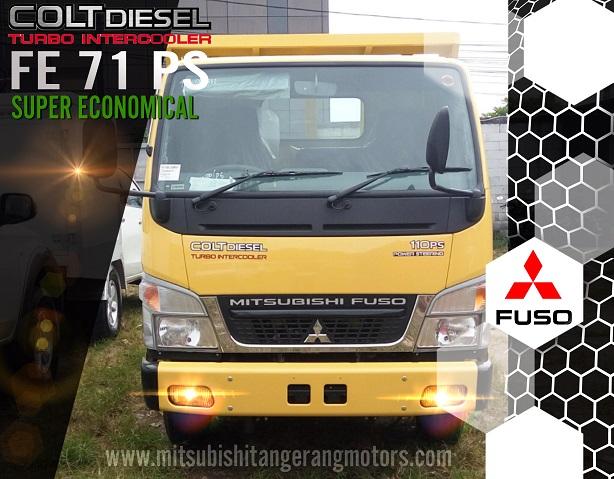 Colt Diesel FE 71 Power Steering Mitsubishi Tangerang