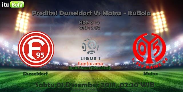 Prediksi Dusseldorf Vs Mainz - ituBola