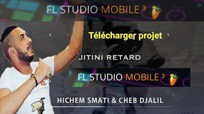 Projet cheb djalil jitini routard Fl studio mobile rai by Amine Pitchou