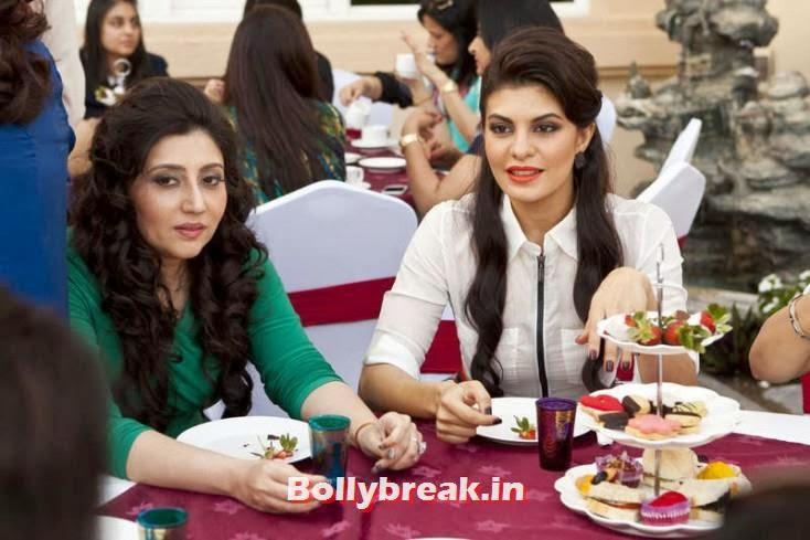 Jacqueline Fernandez and Archana Kochhar, Jacqueline Fernandez in Dubai