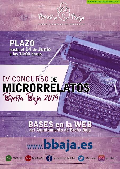 """BREÑA BAJA: Se convoca el IV Concurso de Microrrelatos """"Breña Baja Mágica"""""""