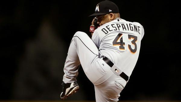 Este cambio señala el regreso de Despaigne a la Costa Oeste, quien inició su carrera en las Mayores con los Padres de San Diego