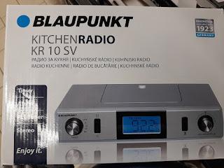 Blaupunkt KR 10 SV radio