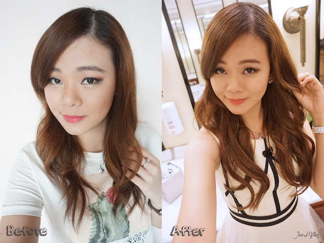 tokyo belle, eyelash extension, salon, before after, jean milka