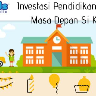 Pendidikan: Investasi Terbaik Untuk Masa Depan Si Kecil