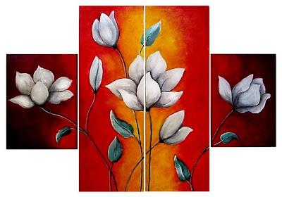 Resultado De Imagen De Laminas De Flores Para Cuadros Para