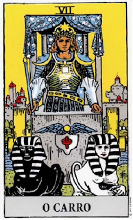Significado do carro no tarot VII