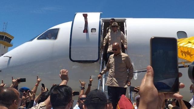 Dirjen Perhubungan akan Terima Aduan Dugaan Penghalangan Pesawat Prabowo