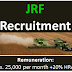 JRF RECRUITMENT IN  INDIAN AGRICULTURAL RESEARCH INSTITUTE