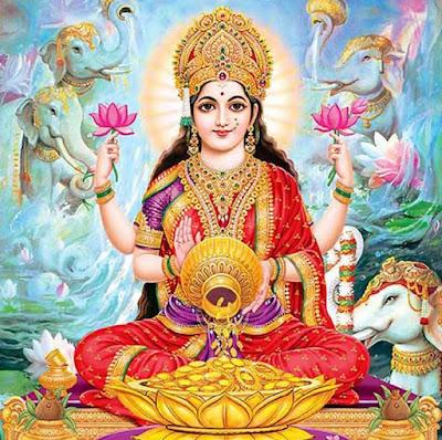 God Images Laxmi
