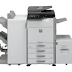 Sharp MX-M464N Printer Drivers & Software