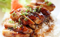 Recipes Cooking Chicken Teriyaki Japanese Ala