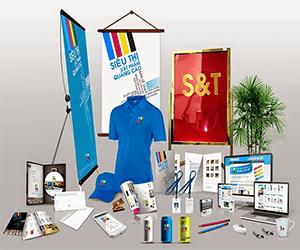 Thiết kế các ấn phẩm quảng cáo tại Hải Phòng