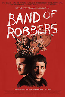 Watch Band of Robbers (2015) movie free online