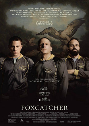 Foxcatcher 2014 Dual Audio BRRip 720p Download In Hindi English