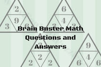 Brain Buster Math Questions and Answers