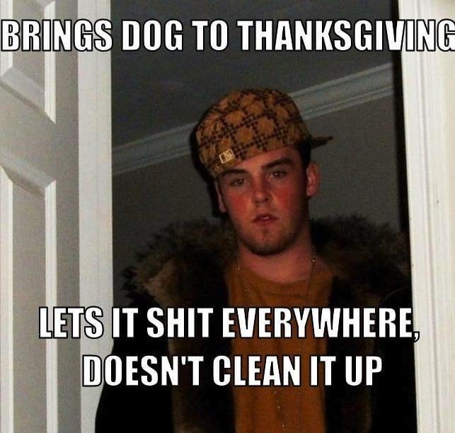meme for thanksgiving