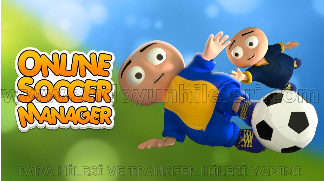 Online Soccer Manager Transfer Ve Para Hilesi