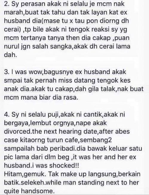Suami Dayus Tak Guna, Hanya Pandai Sumbang Air Mani Sahaja