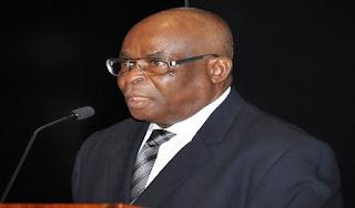 BREAKING: Buhari suspends Walter Onnoghen (CJN)