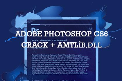Adobe Photoshop CS6 Crack + Reg + amtlib.dll Full İndir