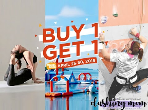 Hurry and Avail TravelBook.ph's B1G1 (Buy 1 Get 1) Promo
